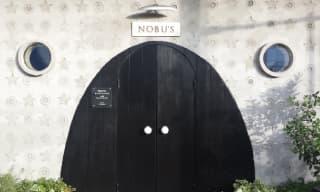 ショールーム 入口