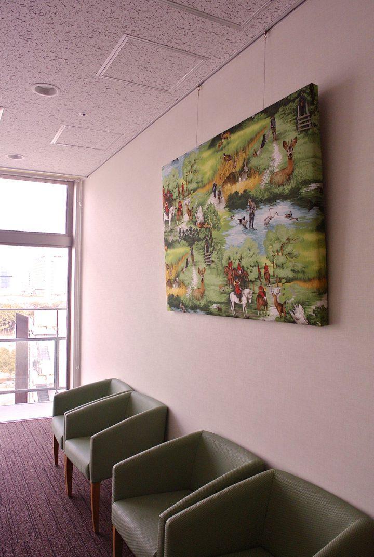 病院アート